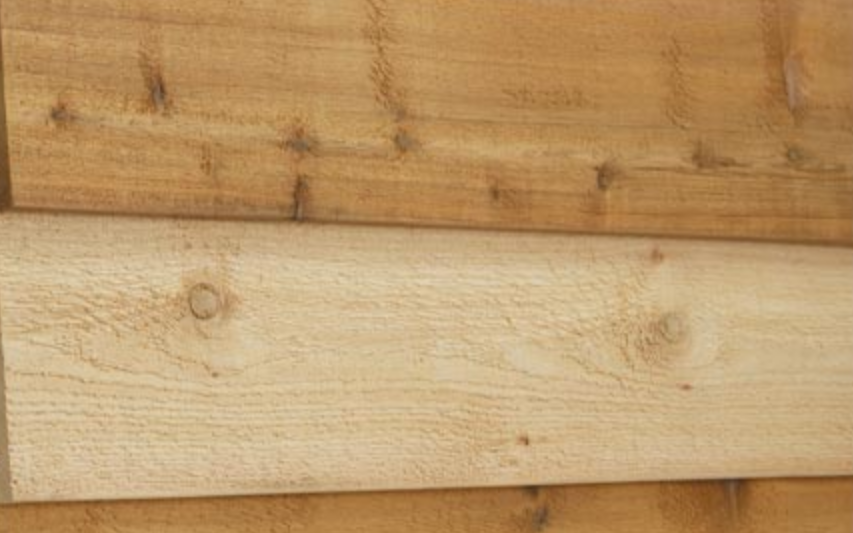 木材系サイディング