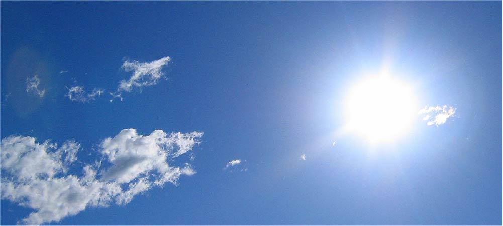 太陽の紫外線