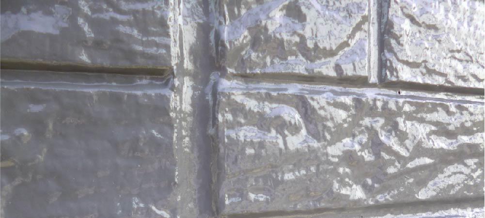 外壁塗装の施工不良