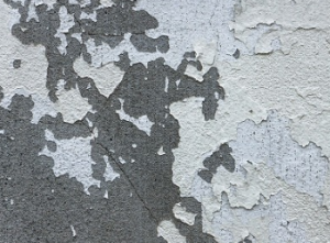 外壁塗装手抜き工事剥がれ