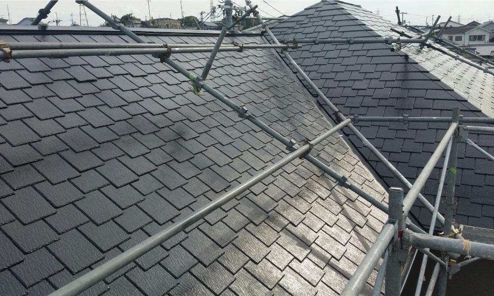 屋根塗装の相場