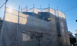 外壁塗装の工程を初心者の方にも分かりやすく画像を使って全解説